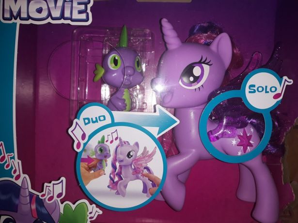 My lite pony figurki