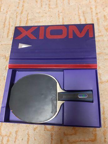 Ракетка для настольного тенниса xiom alx 2020 года