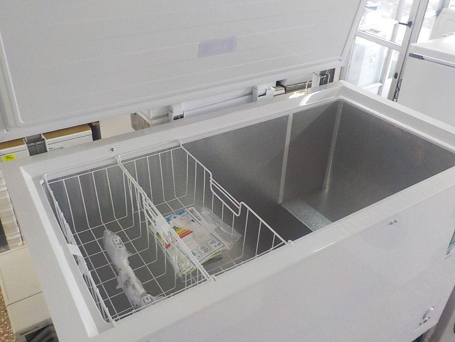 Zamrażarka skrzyniowa 384 litry, nowa Pyskowice - image 1