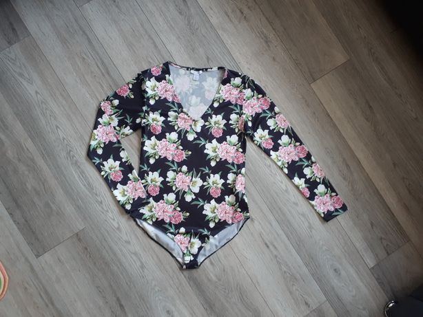 Body floral C&A XL