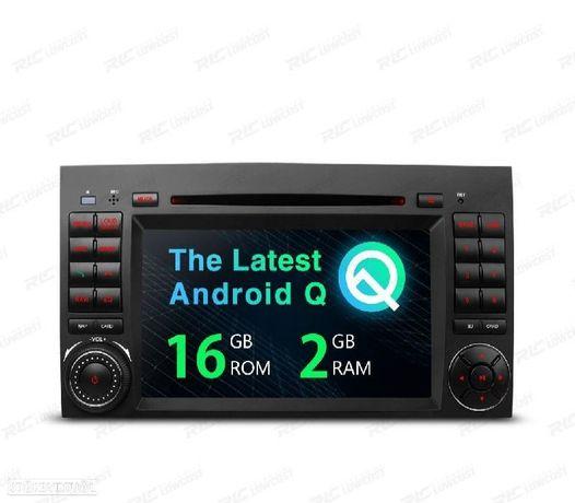 AUTO RADIO GPS ANDROID 10 MERCEDES A 04-12 B 05-11 VITO / VIANO 06-14 SPRINTER 06-12