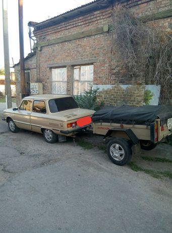 Автомобиль Заз 968м