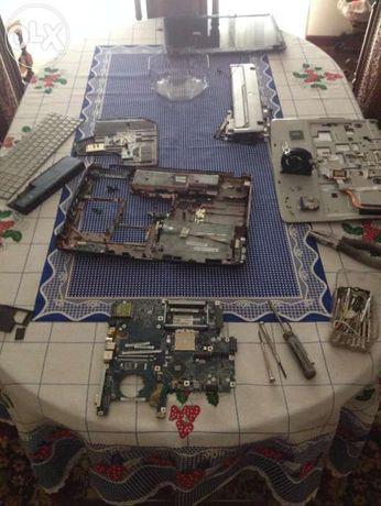 Portatil Acer 7520 avariado