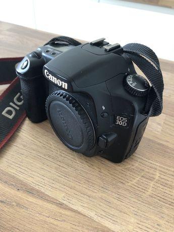 Canon Eos 30D + Grip