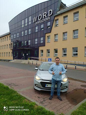 Jazdy doszkalające Warszawa