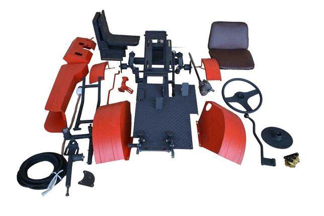 Комплект для переделки мотоблока в трактор (комплект EXPERT) 70008