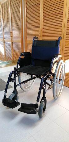 Wózek inwalidzki ręczny+gratis