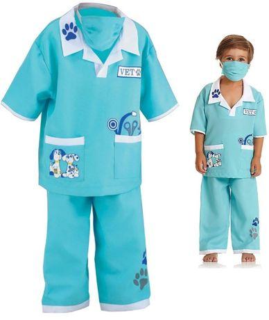 совсем новый ELC Костюм ветеринар early learning centre детский доктор