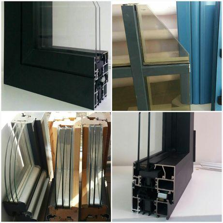 Металопластикові,алюмінієві та дерев'яні вироби
