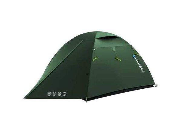 NOWY Husky namiot kempingowy Miror 3 Classic 3 osobowy