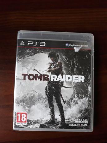 Tomb raider PS 3
