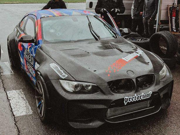 BMW 3 E92 Maska Pokrywa Silnika Drift Lekka