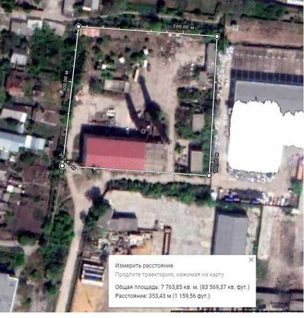 промышленно-производственная  база, складское помещение.