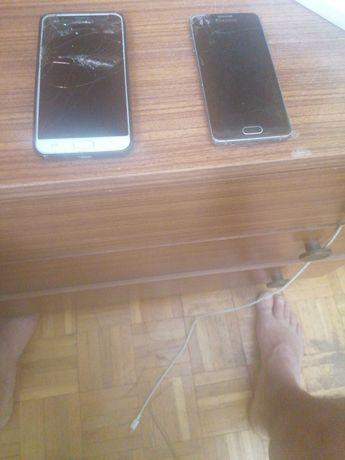 2 telefony - trzeba wymienić dotyk i w jednym odkodowac haslo