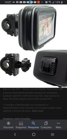 Bolsa para Telemovel ou GPS - Nova.