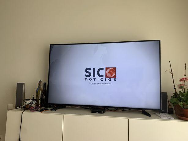 "Televisor SmartTV Samsung 55"" 4k 7series"