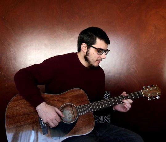 Aulas de Guitarra clàssica/acústica