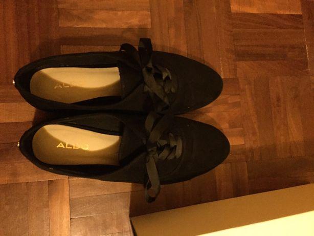 Sapato preto Aldo