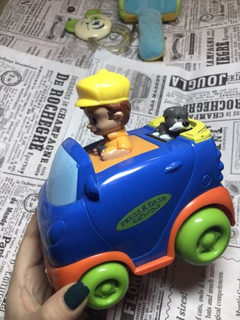 Машина машинка