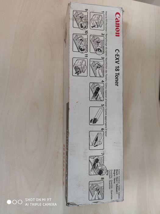 Картридж c-exv 18 toner Вишневое - изображение 1