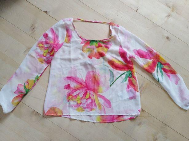 Блузка шифонова весна літо