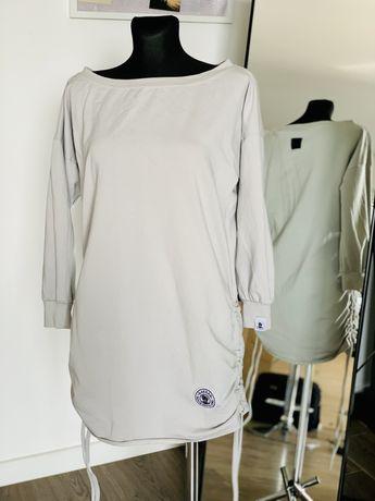 Sukienka Gałgan z regulacją długości