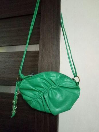 Сумка сумочка клатч с длинной ручкой