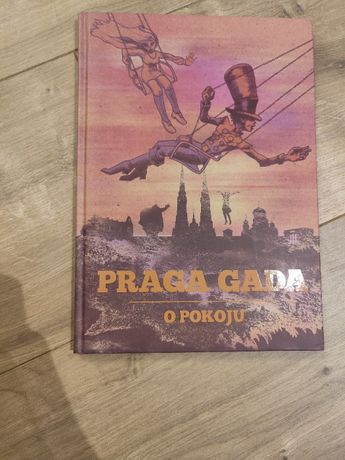 PRAGA GADA - O pokoju