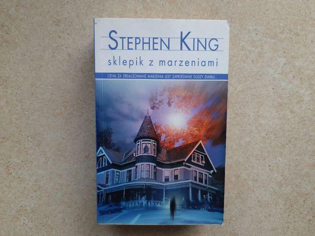 Sklepik z marzeniami Stephen King