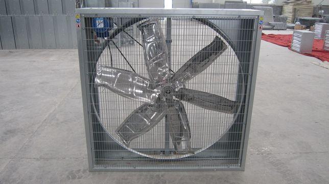 Wentylator, mieszacz powietrza, wentylator HVLS, wyciągowy, rękaw