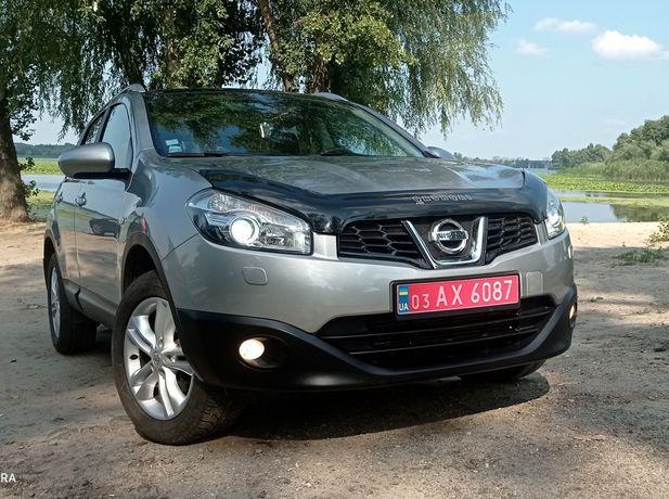 Продам авто Ниссан Кашкай Bose Panorama