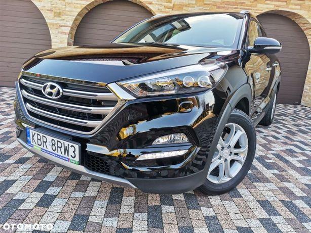 Hyundai Tucson 2.0 CRDI 185KM 4x4 Dobrze wyposażony 56 tyś przebiegu