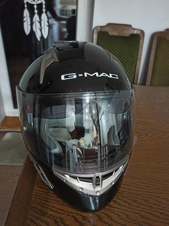 Kask motocyklowy g-mac rozmiar S
