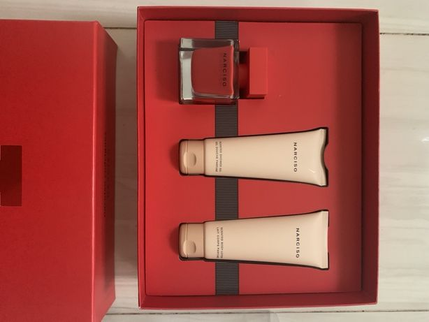 Narciso Rodriguez Rouge набор