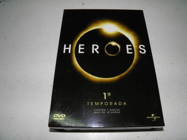 Serie Heroes 1ª temporada