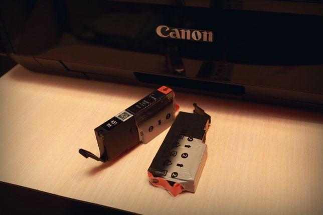 Картридж 451BK (Black) к струйному принтеру Сanon PIXMA. Новый.