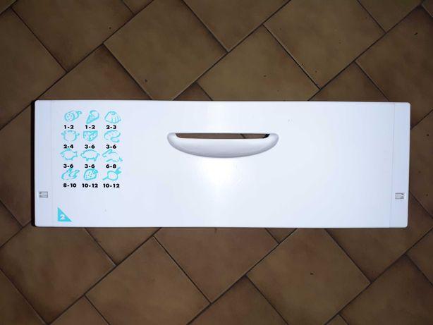 szuflady zamrażarka Amica AK260