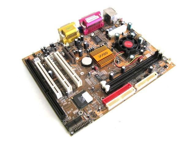Motherboard CANADA ICES-003 Class B - VT133