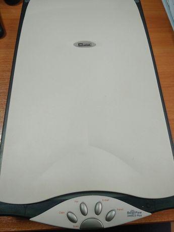 Продам сканер Mustek Bear Paw 2448 CS Plus