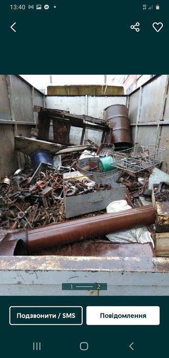 Викум металобрухту старої неробочої і непотрібної техніки і різних Ужгород - изображение 1
