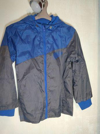 Куртка для мальчика 10лет на флисе