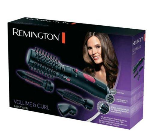 Фен-щетка Remington AS7051 Volume & Curl, стайлер для волос
