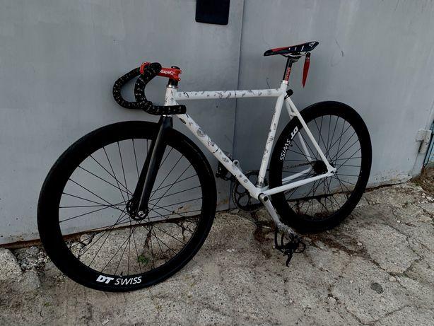 Велосипед трековый фикс fixed gear не шоссе циклокросс