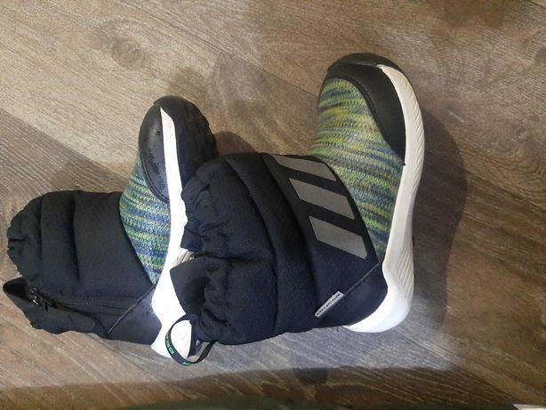 Детские Зимние сапоги Adidas