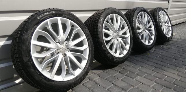 """FABRYCZNIE NOWE Oryginalne Felgi Koła Audi 19"""" A4 A5 A6 A7 A8 Q3 Q5 TT"""
