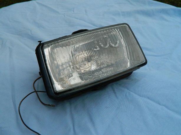 Suzuki DR 300 / 500 lampa reflektor oryginał europa stan bdb