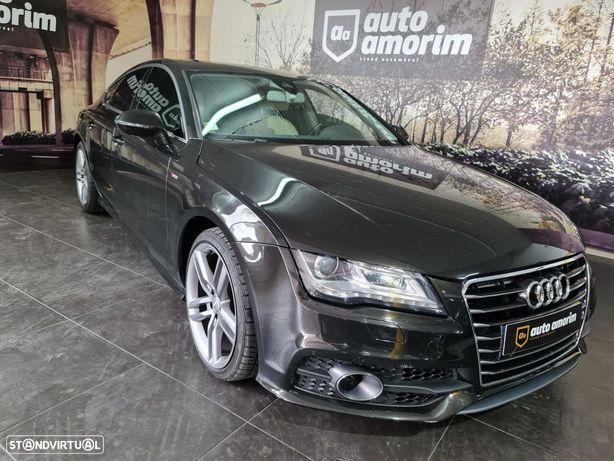 Audi A7 3.0 TDi V6 S-line Multitronic