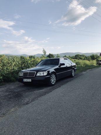 Mercedes-benz w140 (кабан) легенда