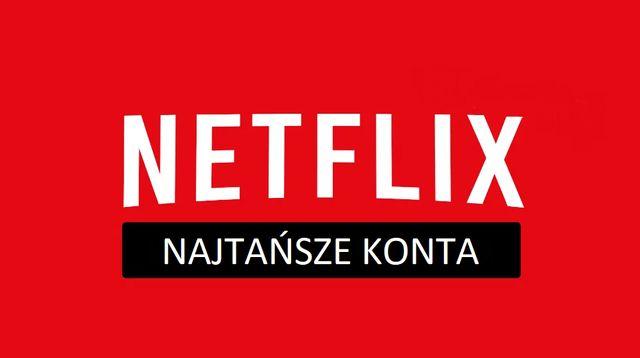 NETFLIX 30 dni Premium - TV/PC/PS/XBOX / prywatne