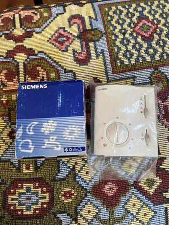 Электромеханический контроллер комнатной температуры Siemens Rab 10